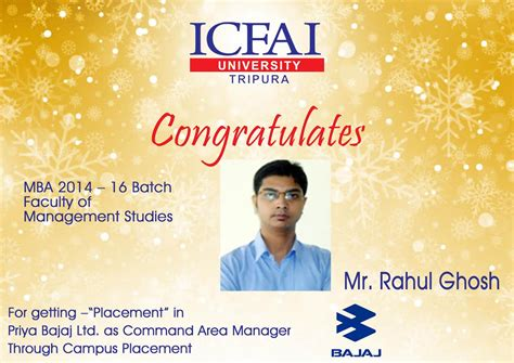Icfai Distance Learning Mba Kolkata by The Icfai Tripura Time Cus Programs