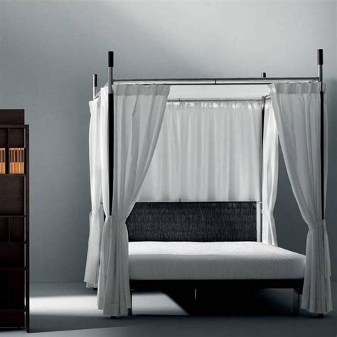 double canopy bed quot edward ii quot double canopy bed designed by antonia astori