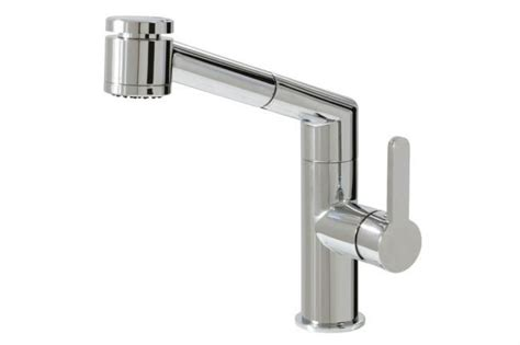 stylish kitchen faucet by aquabrass new condo collection