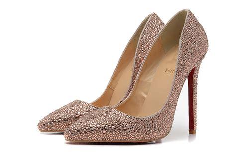 bottoms high heels 2015 new arrival brand bottom high heels rhinestone
