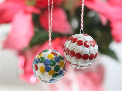 christmas crafts for 12 yr olds activity thumbtack ornaments