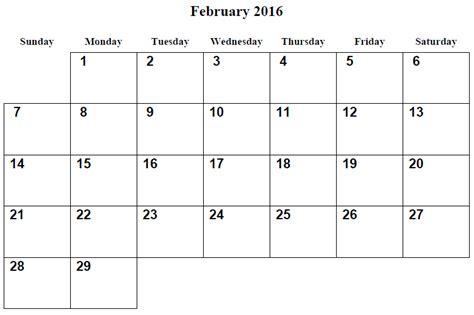 printable calendar 2016 january february march february 2016 calendar printable calendar 2016 2017