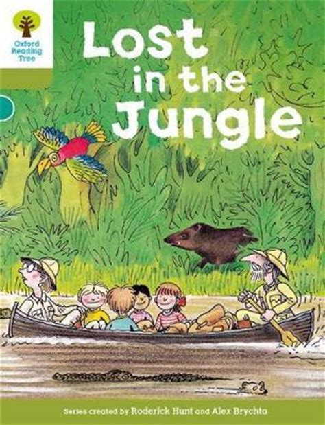 the lost rainforest mez s magic books oxford reading tree level 7 stories lost in the jungle