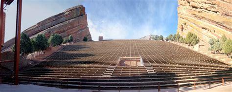 redrocks seating rocks concerts denver broomfield morrison