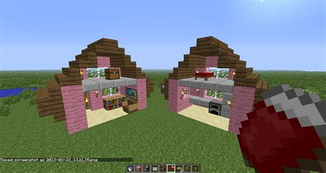 good minecraft houses weasels go narf doll houses minecraft mockups