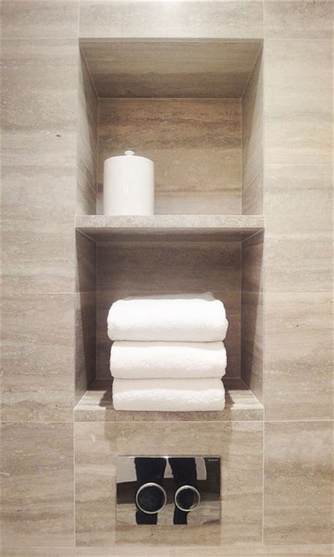 Modern Bathroom Towels Meatpacking Loft Towel Niche