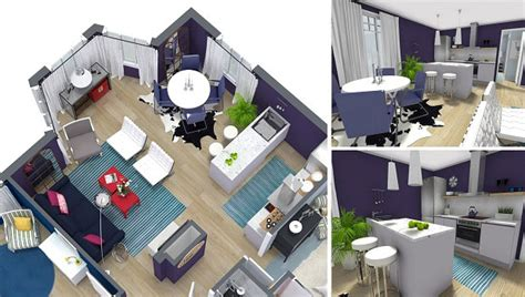 Roomscetcher create professional interior design drawings online