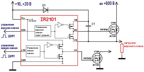 bootstrap circuit for mosfet bootstrap circuit for ir2110 28 images gate driving bootstrap circuit for 28 images
