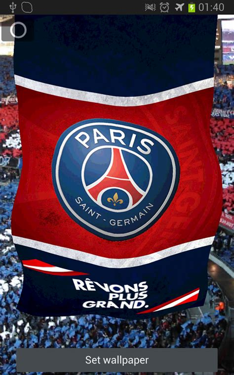psg flag hd  wallpaper updated comodoframe