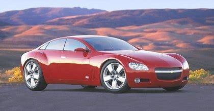 concept cars chevrolet    evolution