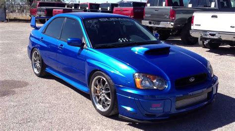 subaru wrx stock turbo 2004 subaru wrx sti gt3076r turbo wheel kinetics youtube
