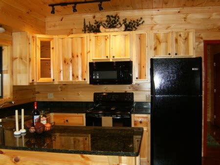 Kitchen Cabinets L Shaped by Cabin Kitchen Countertop Choices And Features