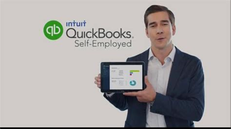 quickbooks commercial actress intuit quickbooks self employed tv spot working for me
