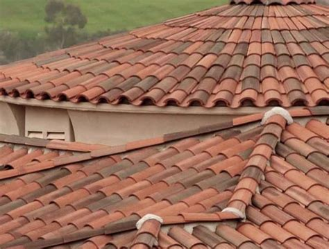 Ceramic Tile Roof Clay Roof Tiles Los Angeles Roof Repair And Re Roofs Los Angeles Roofing Commercial