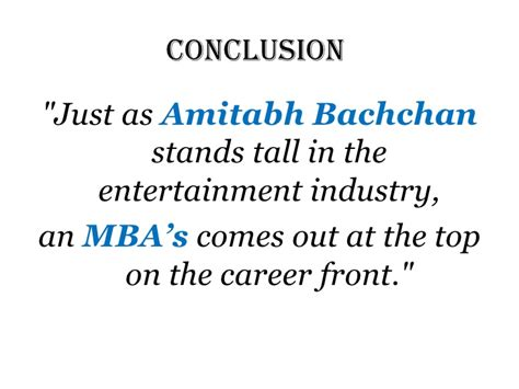 Best Mba Programs For Entertainment Industry by For Mba S In Industry