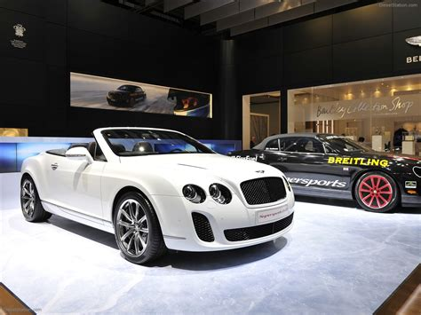 bentley continental supersports speed record