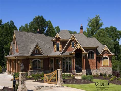 mountain lake house plans mountain craftsman style house plans craftsman lake house