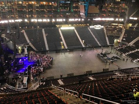 arena section philips arena section 413 concert seating rateyourseats com