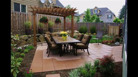 imagenes de jardines y patios pequeños dise 241 os de jardines para patios peque 241 os youtube
