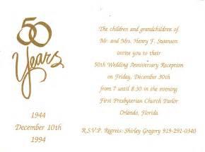 golden wedding anniversary announcement wording 50th wedding anniversary program wording 50th wedding anniversary reception for henry