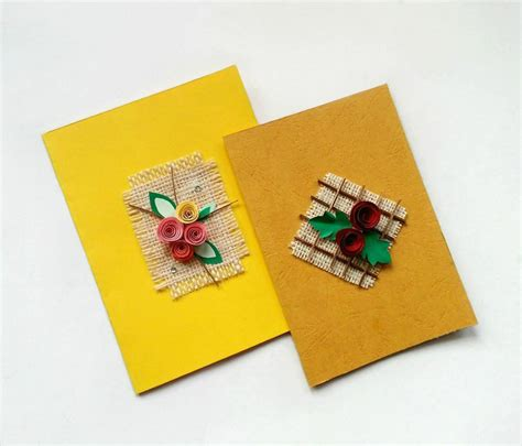 how to make cut out cards diy floral greeting card 183 how to make a quilled greetings