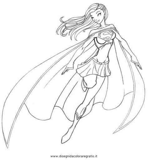 1000 Images About Coloring Sheets On Pinterest Barbie Supergirl Coloring Pages