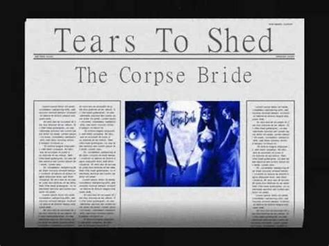 Tears To Shed Lyrics by Corpse Tears To Shed Version Lyrics
