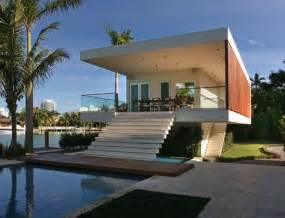 Miami Home Design Usa by Contemporary Beach House In Peru By Vertice Arquitectos