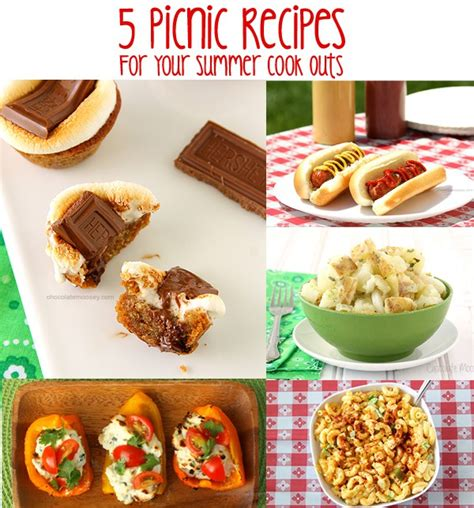 image gallery picnic recipes