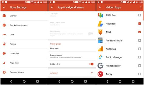 android hide apps how to hide android apps