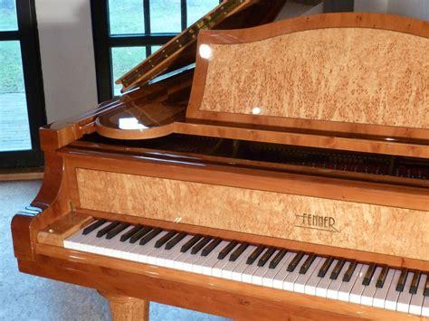 Handmade Pianos - handmade german high end grand piano birch burl or yew