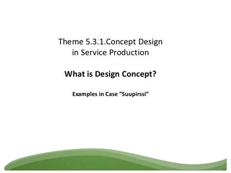 intelligent design concept unscientific tp2 concept design in service production