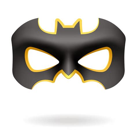 print mask batman and batgirl free printable masks bat