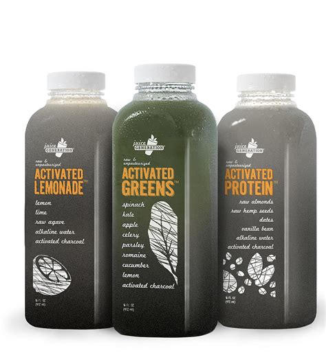 Carbon In Drinks Detox by Juice Generation Charcoal Drinks You Can Now Drink