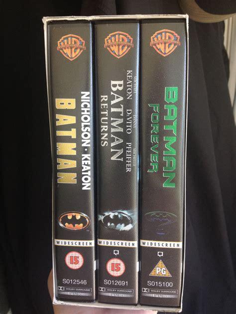 batman mask of the phantasm 1993 teaser vhs capture 10 a swedish batman collection en svensk batmansamling