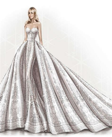 fashion illustration of gowns 463 best gown illustrations images on the wedding dress and bridal