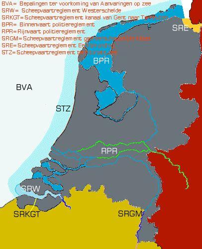 vaarbewijs nederland welke reglementen cursusonderdelen waarom een
