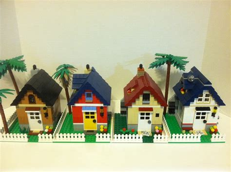 creator style houses lego town eurobricks forums