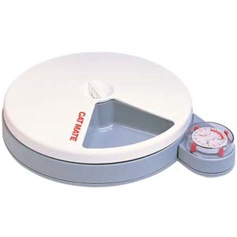 Automatic Cat Feeder Food Refrigerated cat mate automatic cat feeder c50