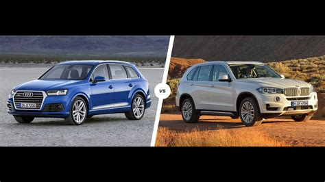 Audi Q7 Vs Bmw X5 by 2017 Audi Q7 Vs 2017 Bmw X5 Which Is The Best Youtube