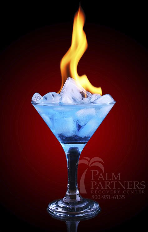 Flaming Lamborghini Drink News Stories Of The Week Palm Partners