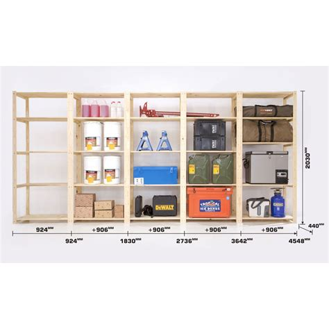 duilding garage shelves cozy home design