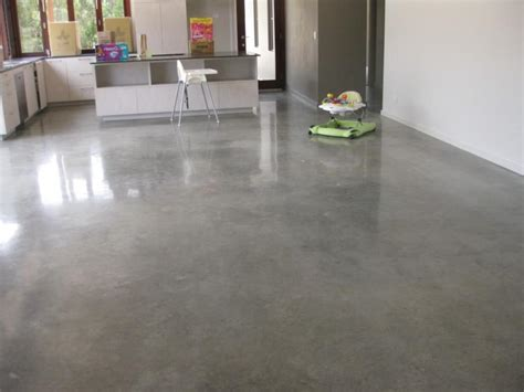 photos polished concrete floors homes