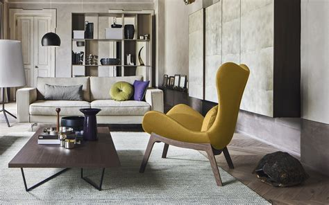 poltrona calligaris lazy fabric armchair by calligaris design michele menescardi