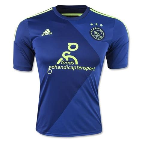 Jersey Ajax Away By Premier Sport ajax 14 15 away soccer jersey launches kits and jerseys