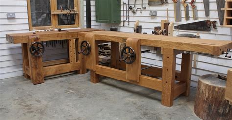 oak work bench maguire nautilus workbench in oak the english woodworker