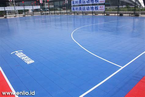 Karpet Lantai Futsal lapangan futsal enlio id