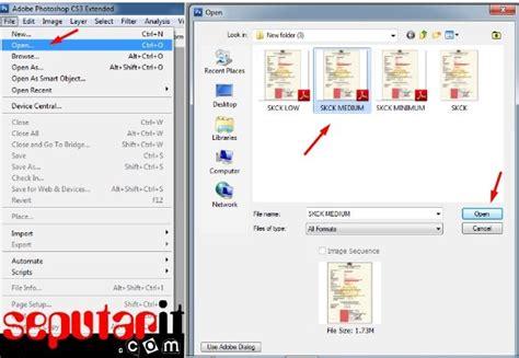 compress pdf lebih kecil cara merubah ukuran file pdf gambar scan photo untuk