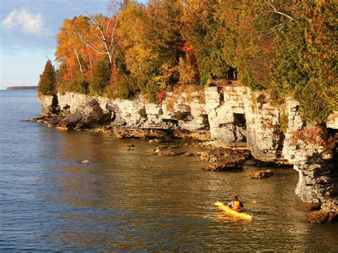 Visit Door County by The Best Things To Do In Door County In The Fall Curbed