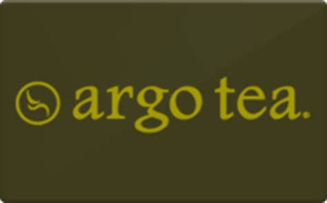 Argo Tea Gift Card - buy argo tea gift cards raise